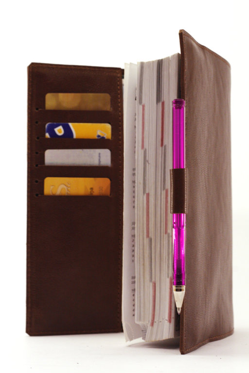 Planner covers